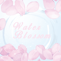Tape-water-blossom